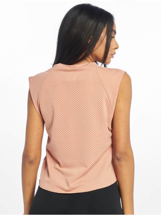 Nike Sportshirts City Sleek Cool ružová