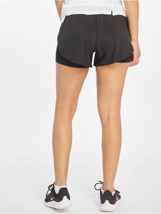 Nike Sportshorts Flex 2in1 Woven svart