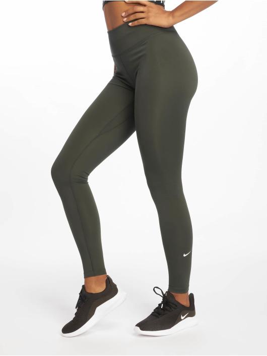 Nike Sportsleggings All-In grøn
