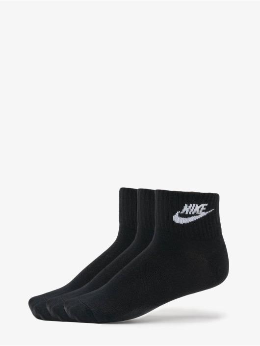 Nike Strumpor Every Essential svart