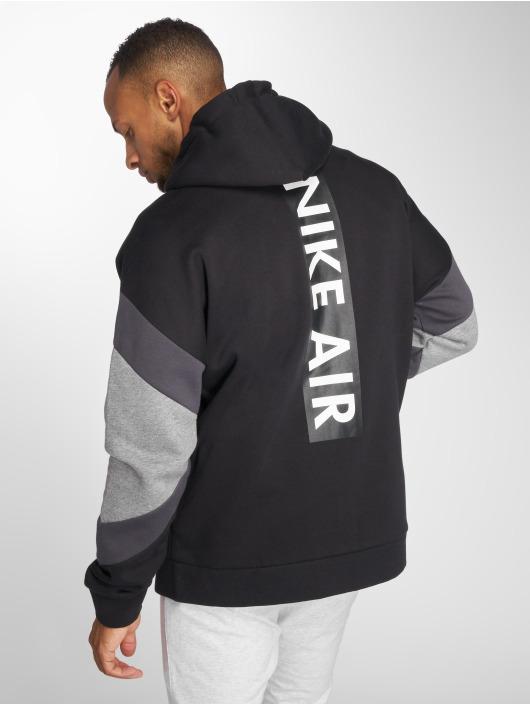 Nike Sudaderas con cremallera Air Transition negro