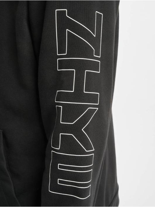 Nike Sudaderas con cremallera Flex Energy negro