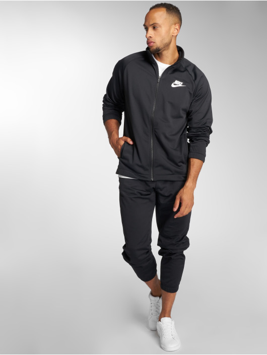 Nike Suits M NSW TRK SUIT PK BASIC black