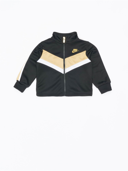 Nike Suits Go For Golden black