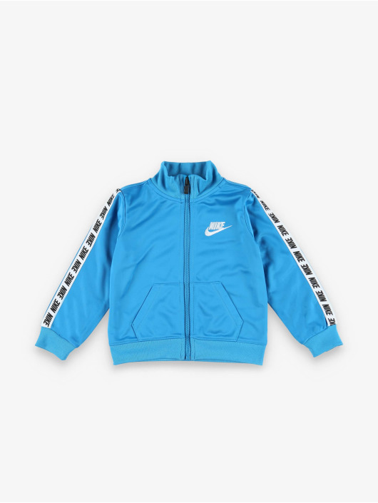 Nike Suits Block Taping Tricot blue
