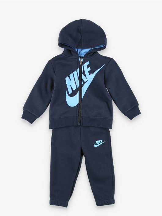 Nike Suits Sueded Flce Futura blue