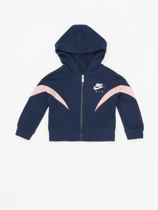 Nike Suits FZ Jacket Air 2PC blue