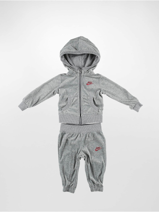 Nike Suits Velour gray