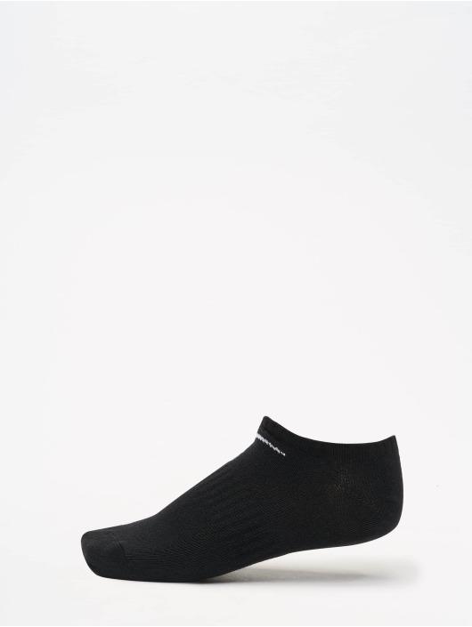 Nike Sukat Everyday Lightweight No-Show musta