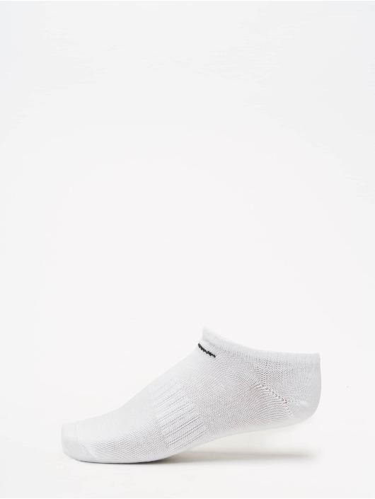 Nike Sukat Everyday Lightweight No-Show valkoinen