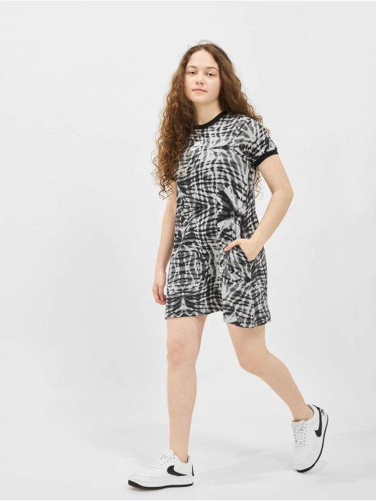 Nike Sukienki AOP czarny