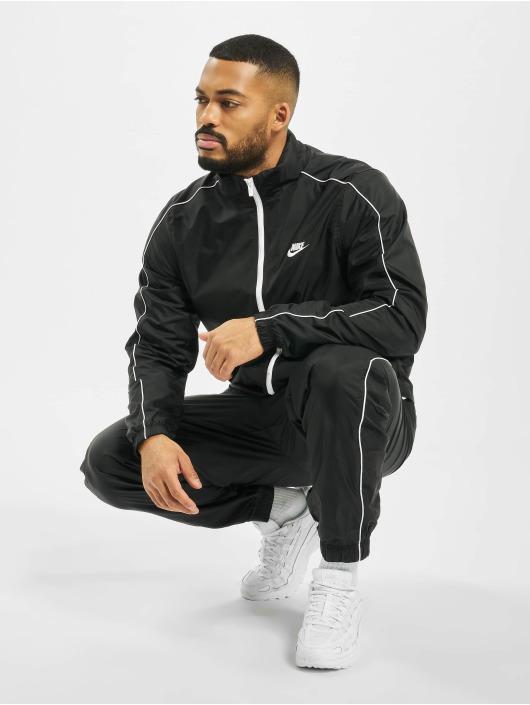 Nike Survêtement Woven Track noir