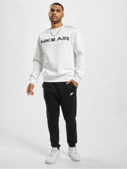 Nike Svetry M Nsw Air Flc bílý
