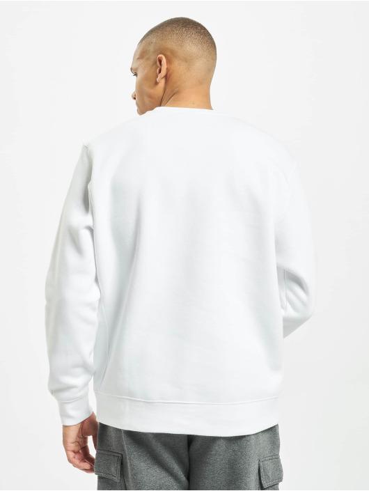 Nike Sweat & Pull Club Crew BB blanc