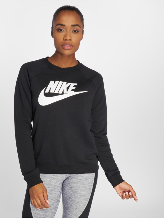 Nike   Sportswear Rally noir Femme Sweat   Pull 466449 d00c87889b0f