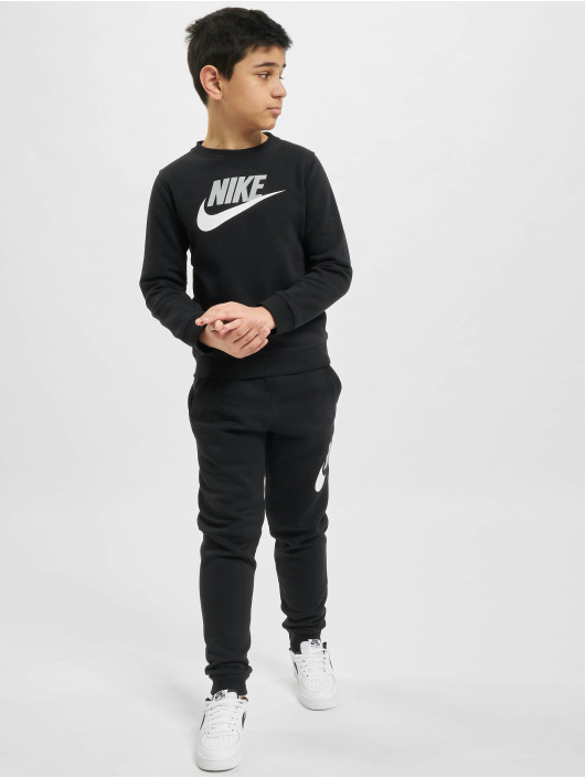 Nike Sweat & Pull Club HBR Crew noir