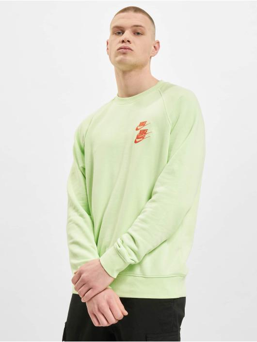 Nike Sweat & Pull Crew Worldtour vert
