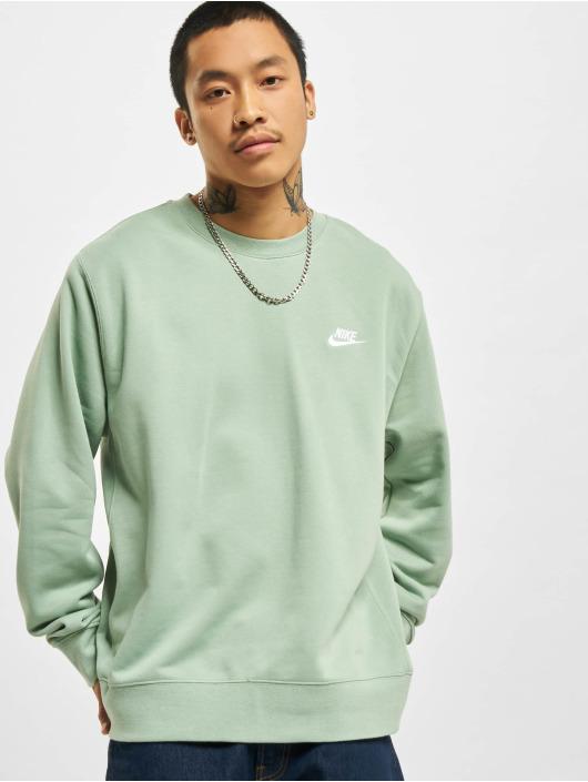 Nike Sweat & Pull Club Crew Fit vert