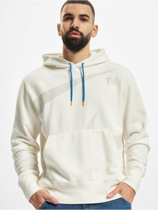 Nike Sweat capuche Swoosh blanc
