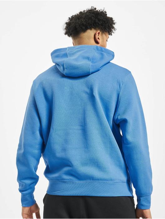 nike hoodie bleu