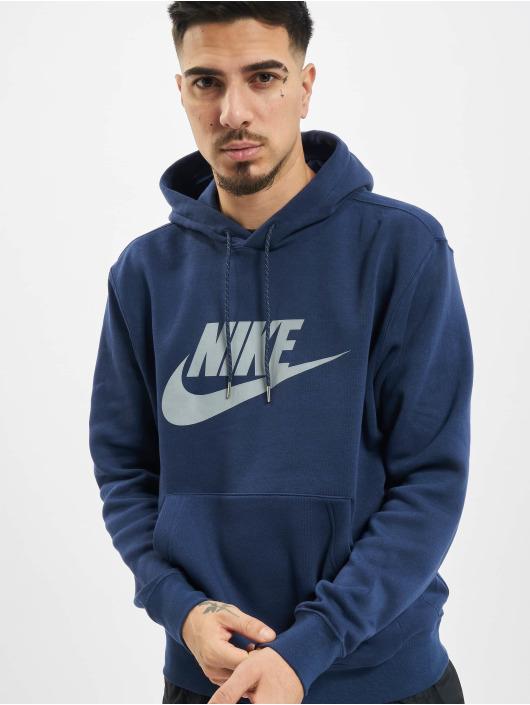 Nike Sweat capuche Nsw bleu