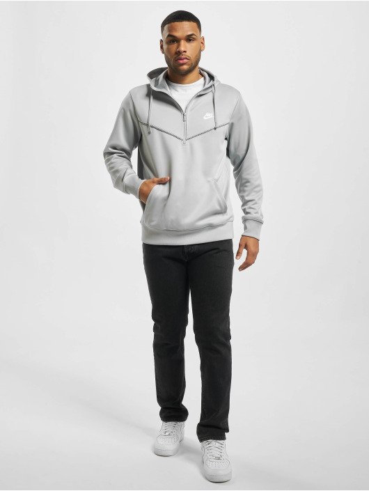 Nike Sweat capuche M Nsw Repeat Pk Hz gris