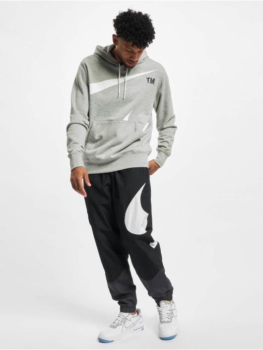 Nike Sweat capuche Swoosh Po Sbb gris