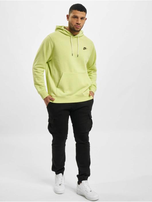 Nike Sweat capuche Nsw Po Sb Revival jaune