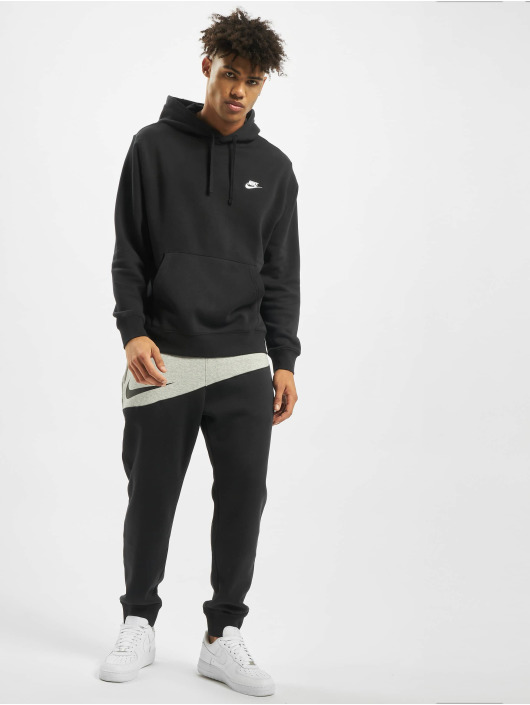 Nike Sweat capuche Club PO BB noir