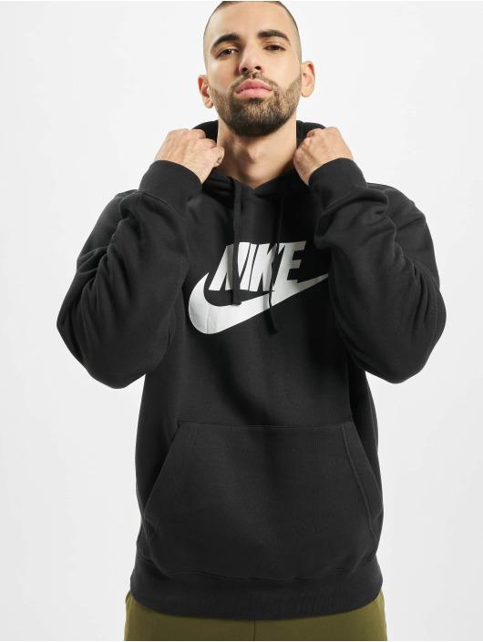 Nike Sweat capuche Club noir