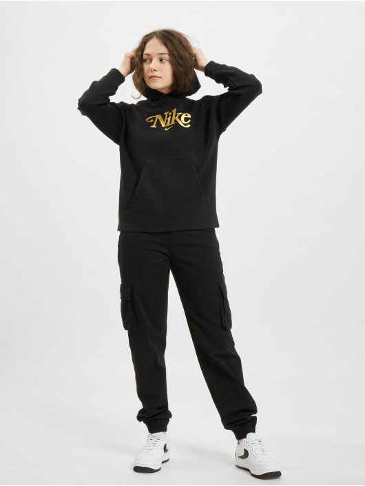 Nike Sweat capuche Club Energy noir