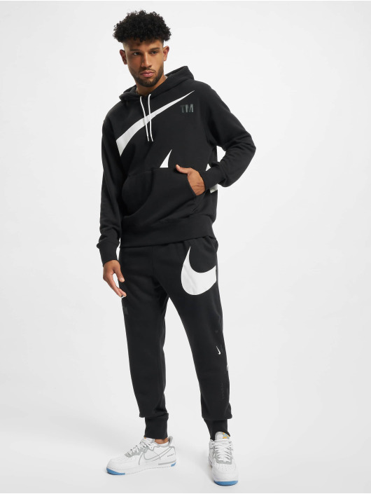 Nike Sweat capuche Swoosh Po Sbb noir