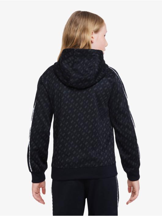 Nike Sweat capuche Repeat noir
