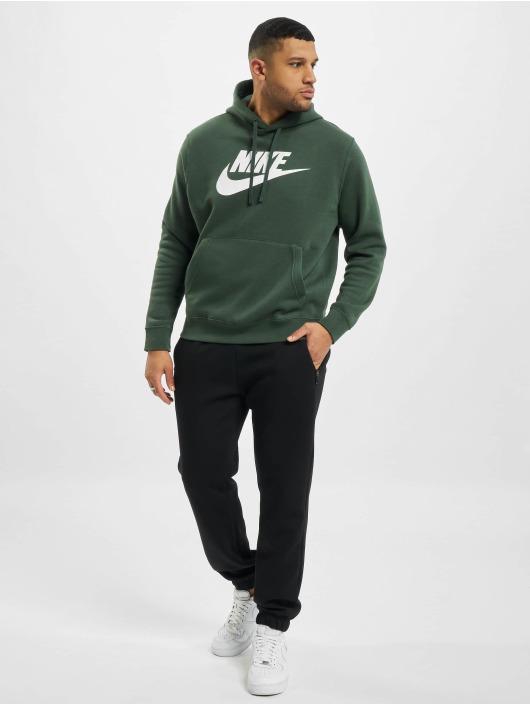 Nike Sweat capuche Club vert
