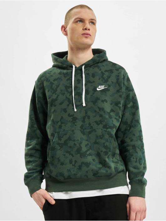 Nike Sweat capuche M Nsw Club Bb vert