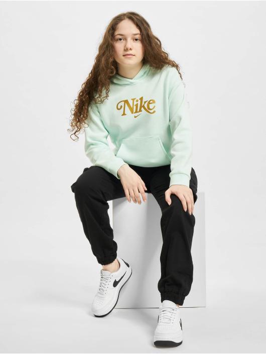 Nike Sweat capuche Club Energy vert