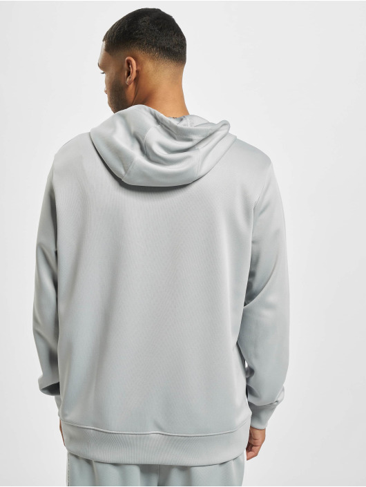 Nike Sweat capuche zippé M Nsw Repeat Pk Fz gris