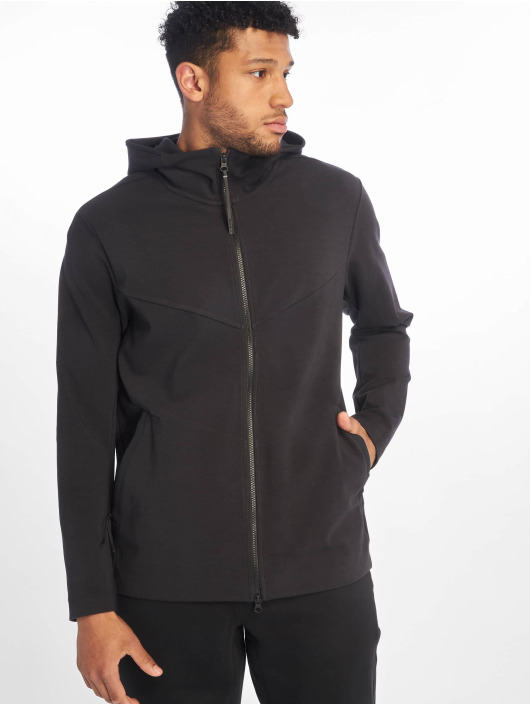Nike Sweat capuche zippé Tech Pack noir