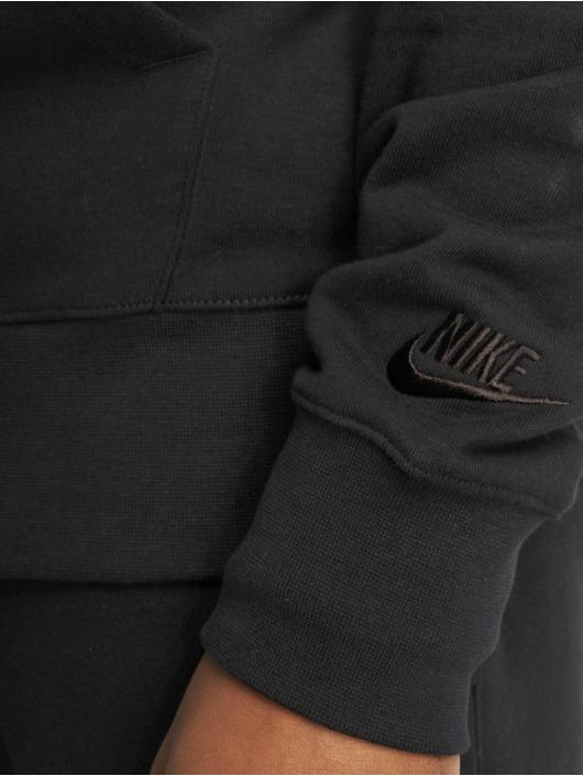 Nike Sweat capuche zippé HBR FZ FT noir