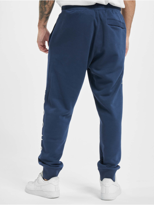 Nike Sweat Pant Swoosh blue