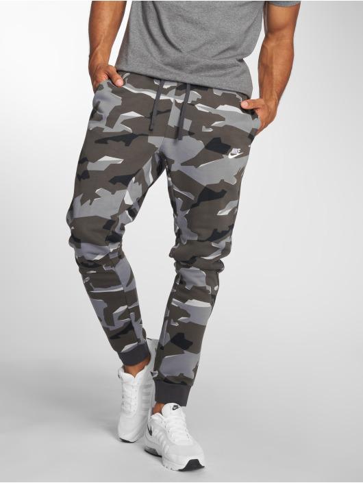 Nike Sweat Pant Camo gray