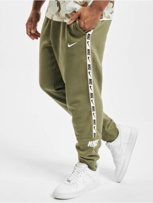 Nike Sweat Pant Repeat Fleece BB olive