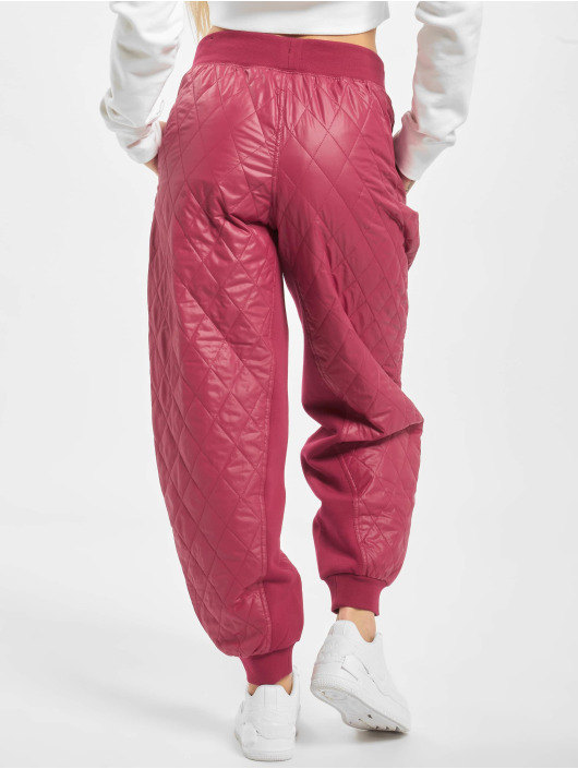 Nike Sweat Pant Quilted pink