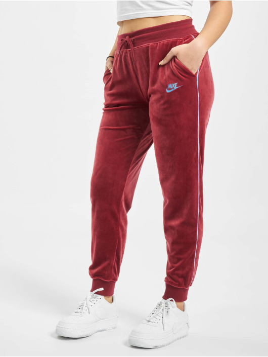 Nike Sweat Pant Heritage Plush red