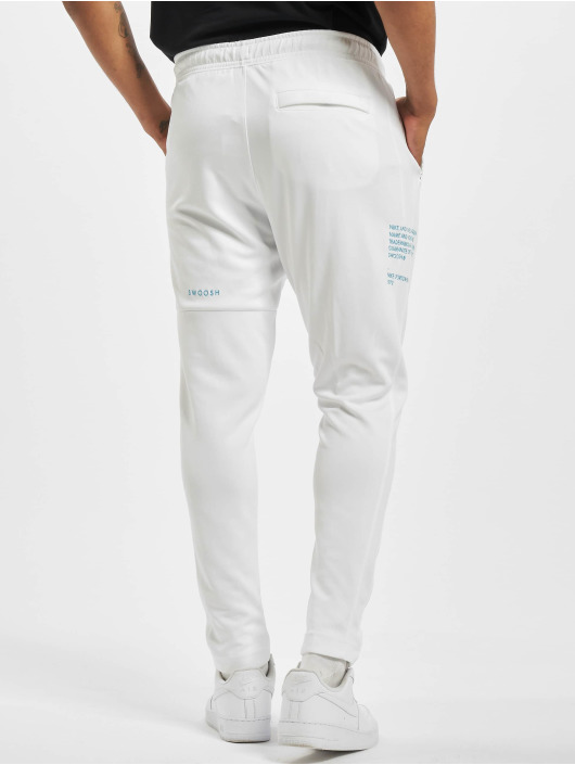 Nike Sweat Pant Swoosh PK white