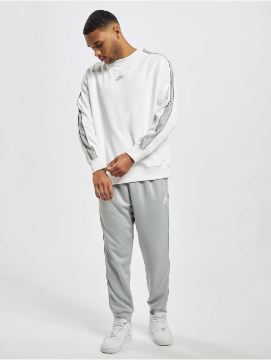 Nike Swetry M Nsw Repeat Pk Crew bialy