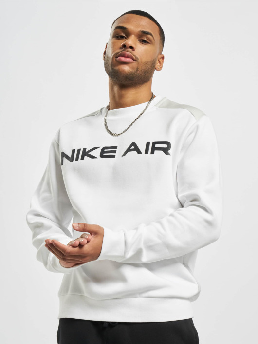 Nike Swetry M Nsw Air Flc bialy