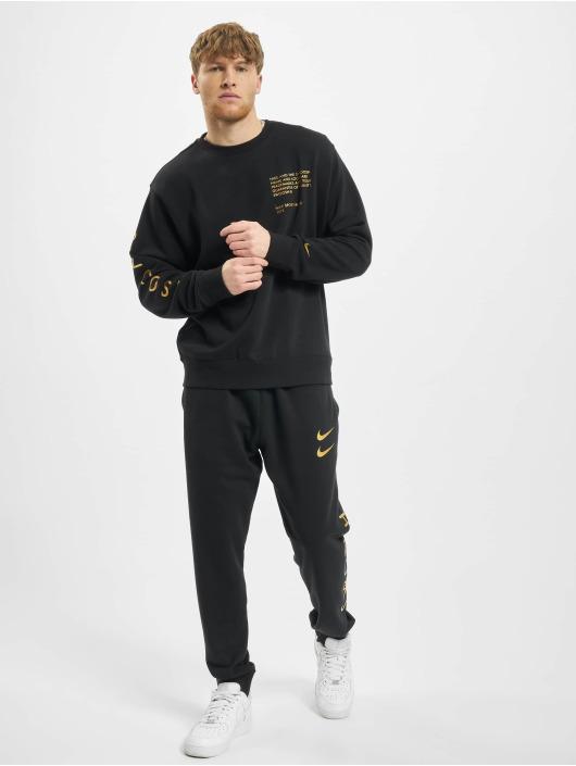 Nike Swetry Nsw Swoosh Crew czarny