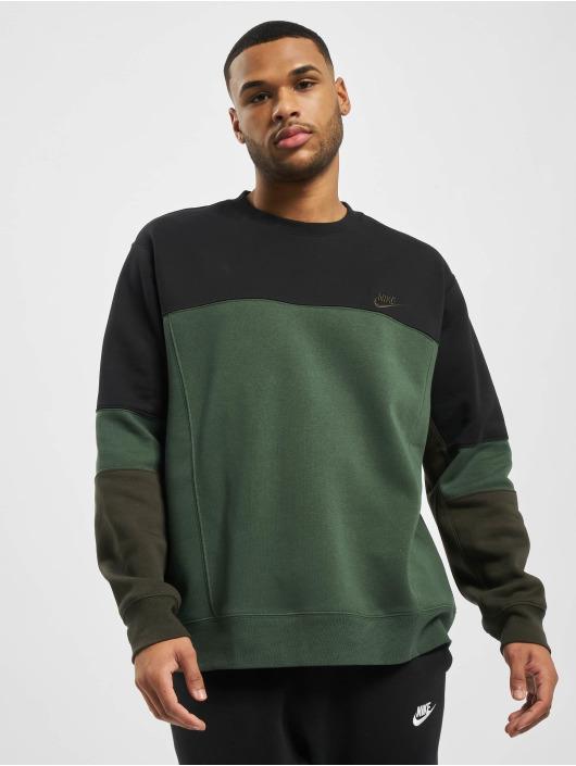 Nike Swetry M Nsw Bb Crw Snl Cb czarny
