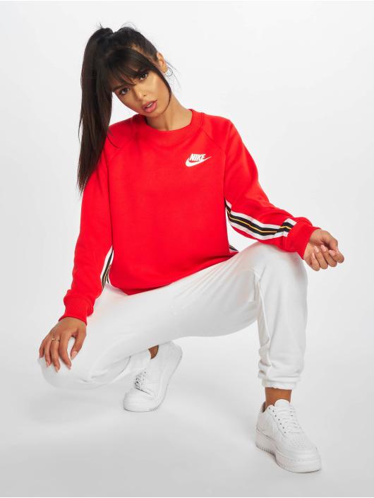 Nike Swetry Habanero czerwony